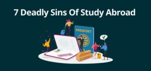 Seven Deadly Sins Of Study Abroad